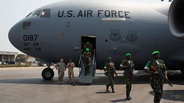 MAPA: ¿en qué países africanos se encuentran actualmente las tropas de EE.UU.?