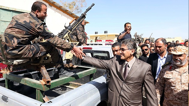 Libia lanza un gran operativo para expulsar a los grupos armados