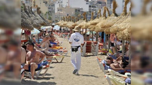 El verano da una tregua al desempleo en España