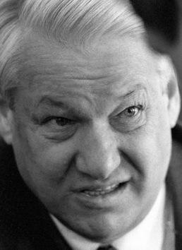 Borís Yeltsin y su época