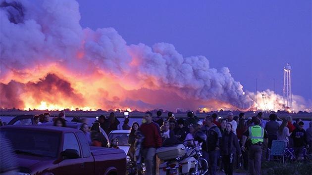 Fotos, videos: Los cinco mayores fracasos del programa espacial comercial de EE.UU.
