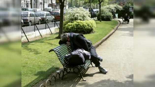 El número de pobres rusos en 2009 ha bajado en casi 5 millones de personas