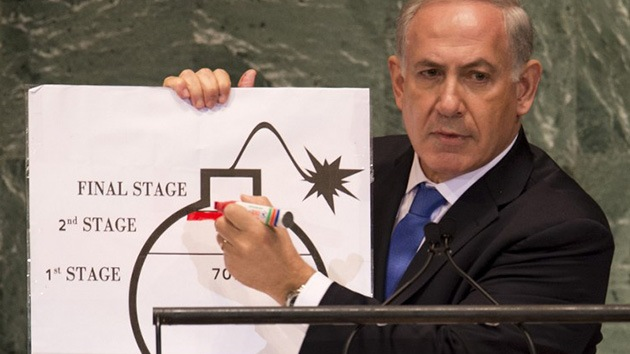 """Israel: Irán es capaz de enriquecer uranio al 90% """"en varias semanas"""""""