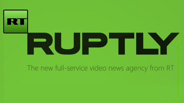 RT lanza su agencia de comunicación Ruptly