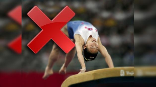 Gimnastas de RPDC suspendidos de los Juegos Olímpicos de 2012