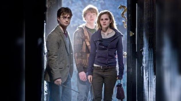 Sale a la luz el tráiler de 'Harry Potter y las Reliquias de la Muerte'