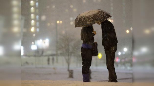 A una gran parte de los rusos le produce envidia ver a una pareja besarse