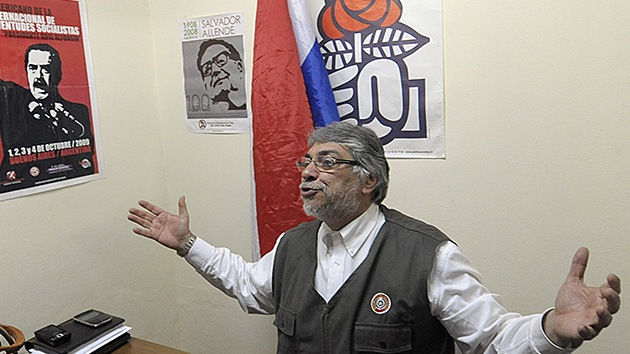 Lugo culpa al Gobierno paraguayo de apadrinar a sojeros y multinacionales