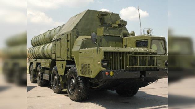 Rusia tendrá el sistema de misiles antiaéreos de última generación en 2015