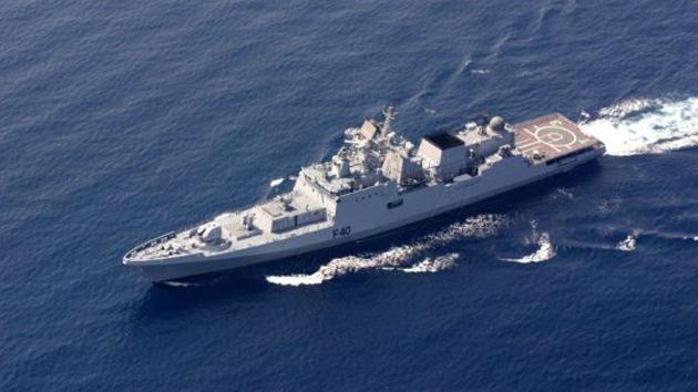 Tres fragatas rusas recibirán sistemas de misiles Kalibr antes de 2014