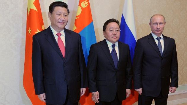 China, Mongolia y Rusia ponen la mirada en una nueva Ruta de la Seda