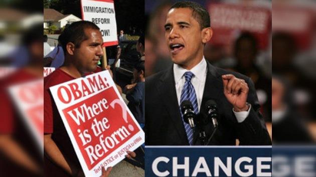 Obama pide a líderes políticos y sociales que apoyen la reforma migratoria