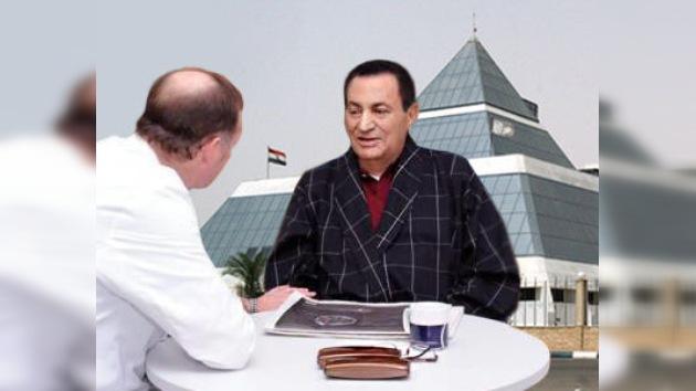 La prensa egipcia especula sobre la salud de Mubarak tras la dimisión