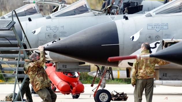 EE.UU. planea armar a sus aliados europeos con bombas nucleares