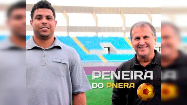 Ronaldo y Zico lanzan una Red para 'pescar' nuevos talentos
