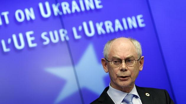 Rusia: Van Rompuy no vendrá a Moscú por que la UE no quiere saber la verdad acerca de Ucrania