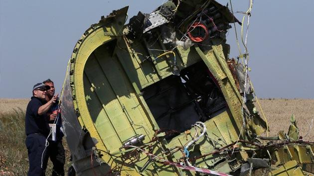 Malasia afirma que Ucrania es responsable del siniestro del MH17