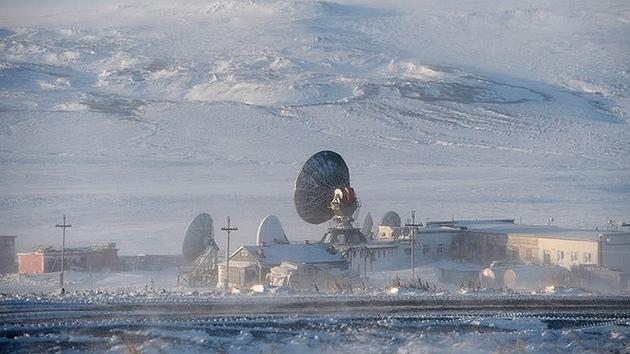 El Ártico ruso quedará cubierto por un campo de radar frente a la amenaza de misiles