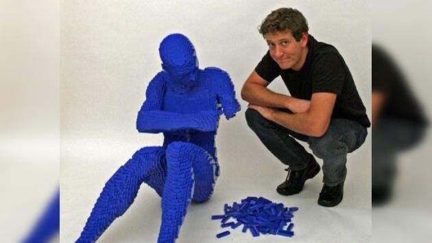 De mayor quiero ser… 'Legoman'