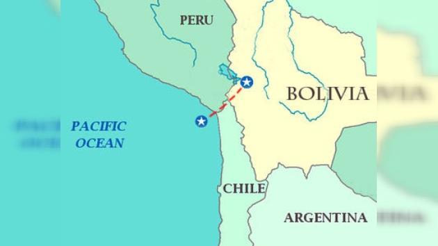 Bolivia no descarta el Tribunal de la Haya en su demanda marítima a Chile