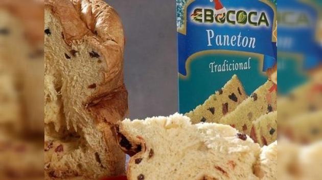 Navidades alucinantes: Bolivia saca a la venta 'panetones' de coca