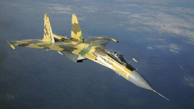El Sukhoi Su-35 se exhibirá en vuelo en China en 2014