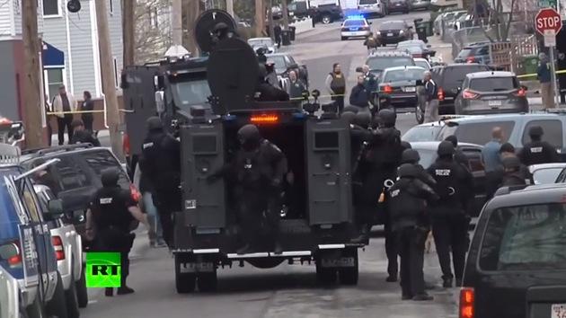 Los SWAT lanzan un operativo para cobrarle una multa a un jubilado en EE.UU.