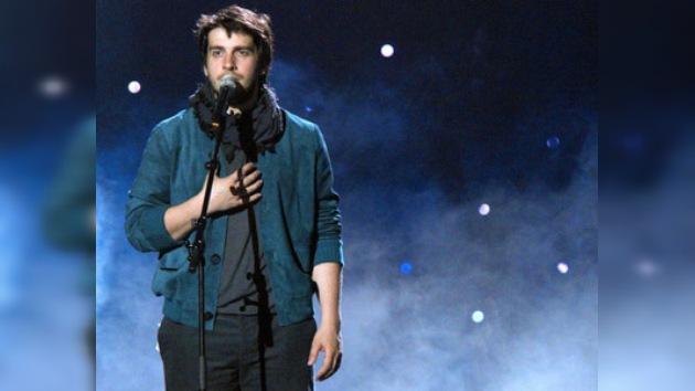 Piotr Nálich, finalista en Eurovisión
