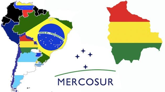 Parlamento de Venezuela aprueba el ingreso de Bolivia en Mercosur