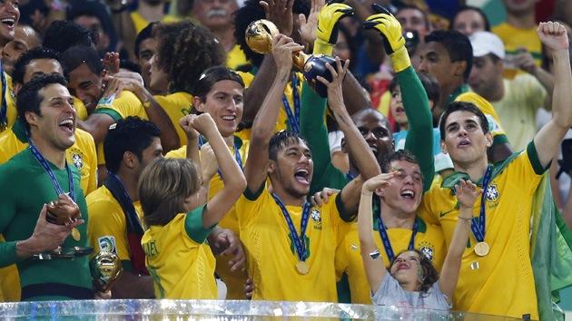 Extrañas coincidencias dan a Brasil como hexacampeón del mundo