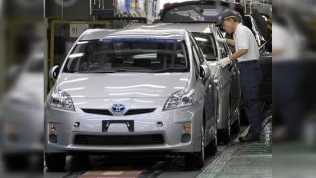 Toyota pone en marcha sus fábricas en Japón