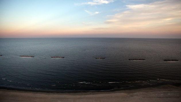 Una colisión en el golfo de México causa un derrame de combustible