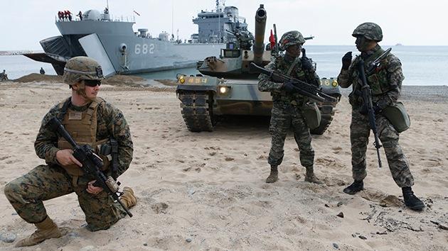 La estrategia del Pentágono contra China es de rápido ataque global