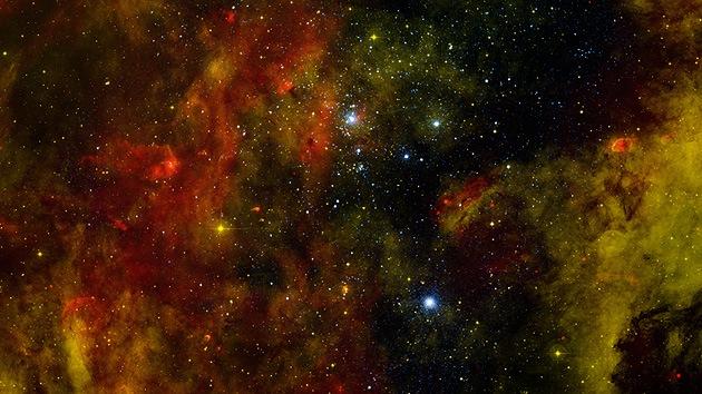El observatorio Chandra de rayos X  descubre una gran 'fábrica' de estrellas