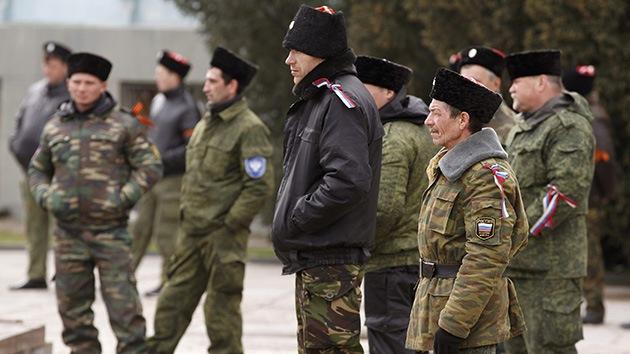 Autodefensas de Crimea: Los nacionalistas ucranianos planean provocaciones