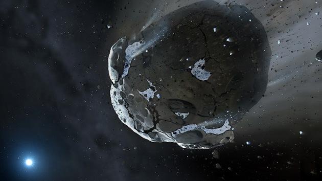 Un gran asteroide rozará la Tierra el 18 de febrero