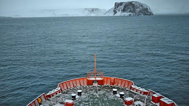 El Ártico como base: Putin promete una mayor exploración