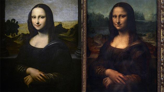 Demuestran que la primera versión de La Mona Lisa también fue obra de Da Vinci
