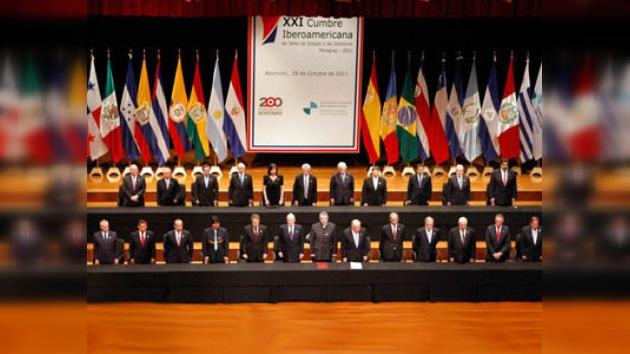 Iberoamérica se cita en Paraguay con buena salud económica: la crisis no conquista América