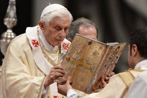 Imágenes: El Papa Benedicto XVI cumple 85 años