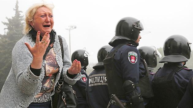 Alto Comisionado de la ONU para los DD.HH.: El uso excesivo de la fuerza por Kiev es preocupante