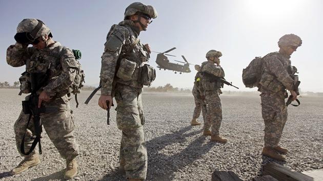 EE.UU. y Reino Unido anuncian ejercicios de la OTAN en Ucrania