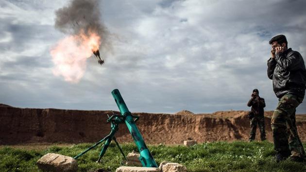 Armas pesadas extranjeras llegan al sur de Siria para reforzar la rebelión