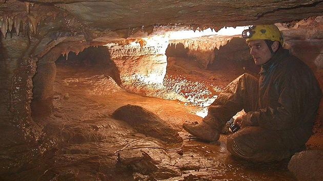 Hallan en Rusia una piedra guía del hombre prehistórico