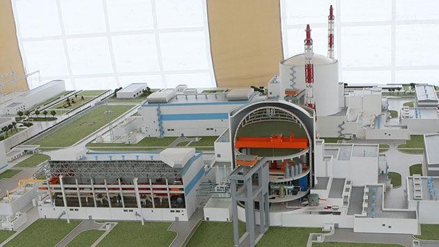 Rusia construirá dos reactores nucleares en Hungría