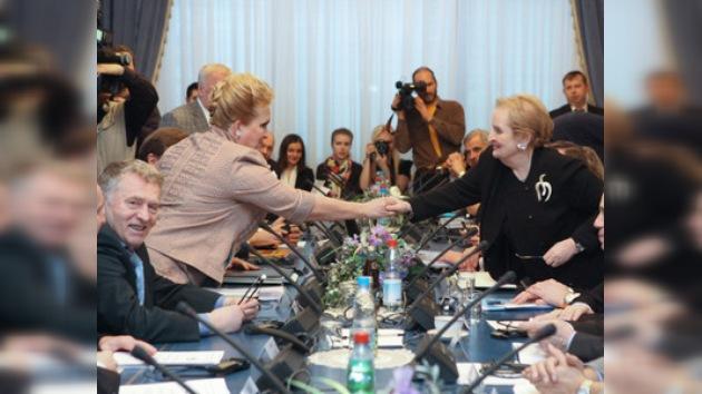"""Rusia es el único país fuera de la OTAN que fue visitado por sus """"sabios"""""""