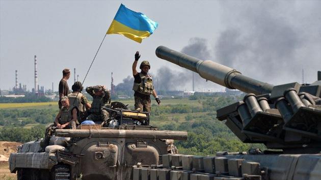Ucrania: 15 civiles mueren en un ataque con morteros en Lugansk