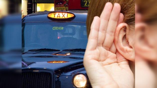 Vigilancia sin límites: Los taxis de Oxford grabarán conversaciones privadas