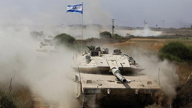 Londres vendió a Israel armas por 11 millones de dólares antes de atacar Gaza