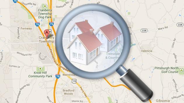 Ciudad invisible: hogar de 29.000 estadounidenses no existe en los mapas